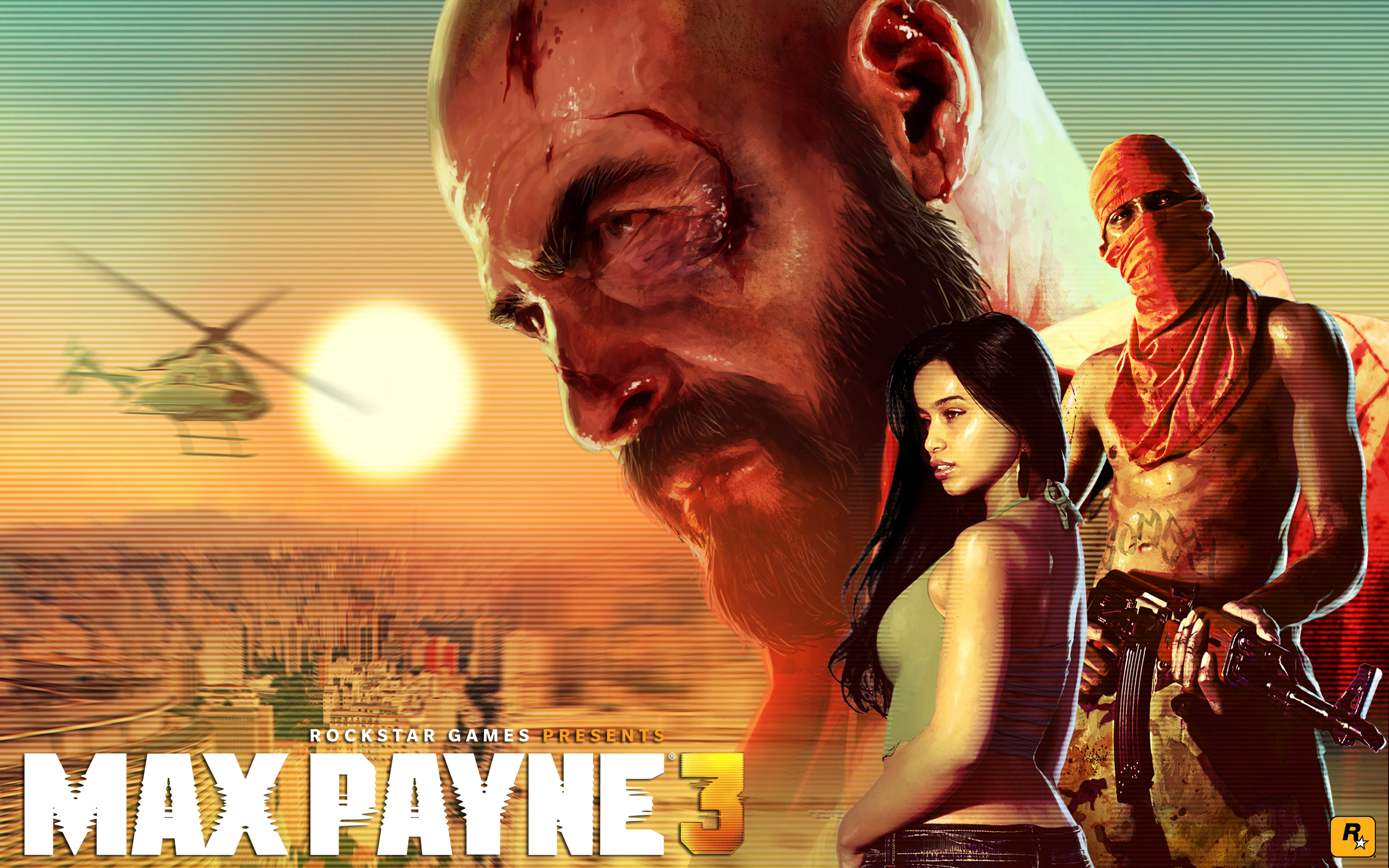 Max Payne 3 wallpaper 17