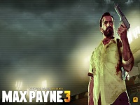 Max Payne 3 wallpaper 1