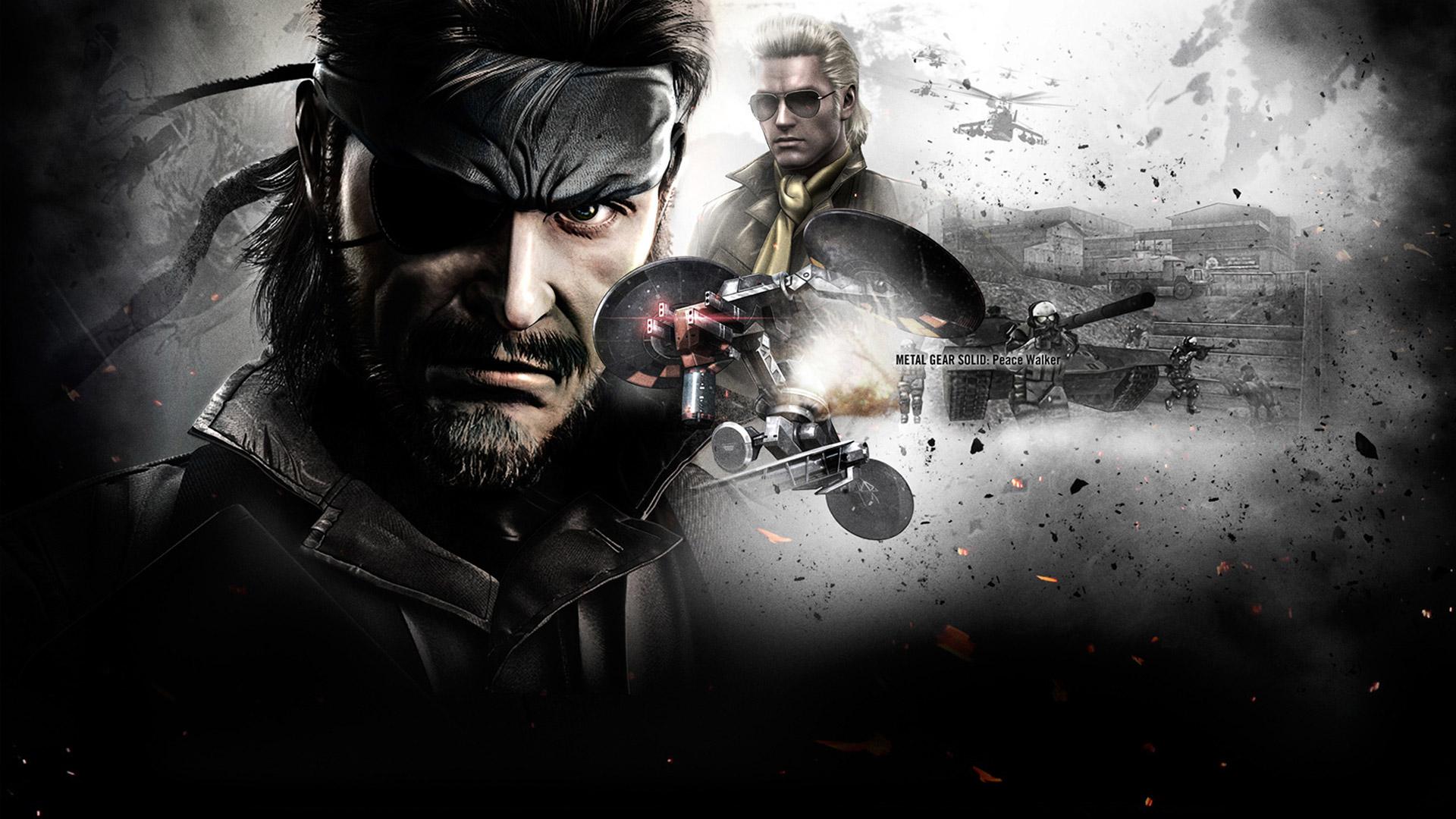 Metal Gear Solid Peace Walker wallpaper 11