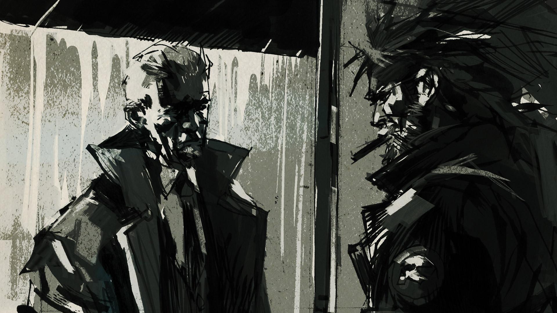 Metal Gear Solid Peace Walker wallpaper 4