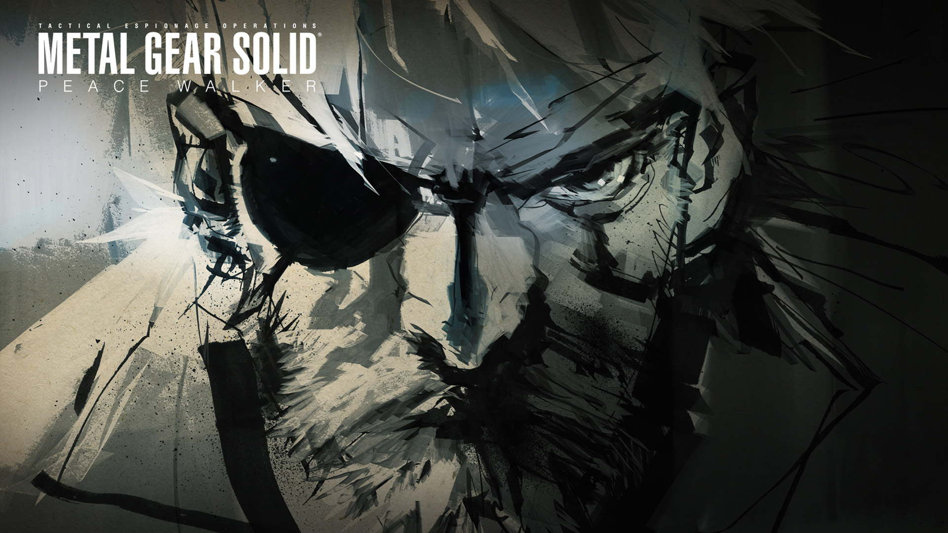Metal Gear Solid Peace Walker wallpaper 8