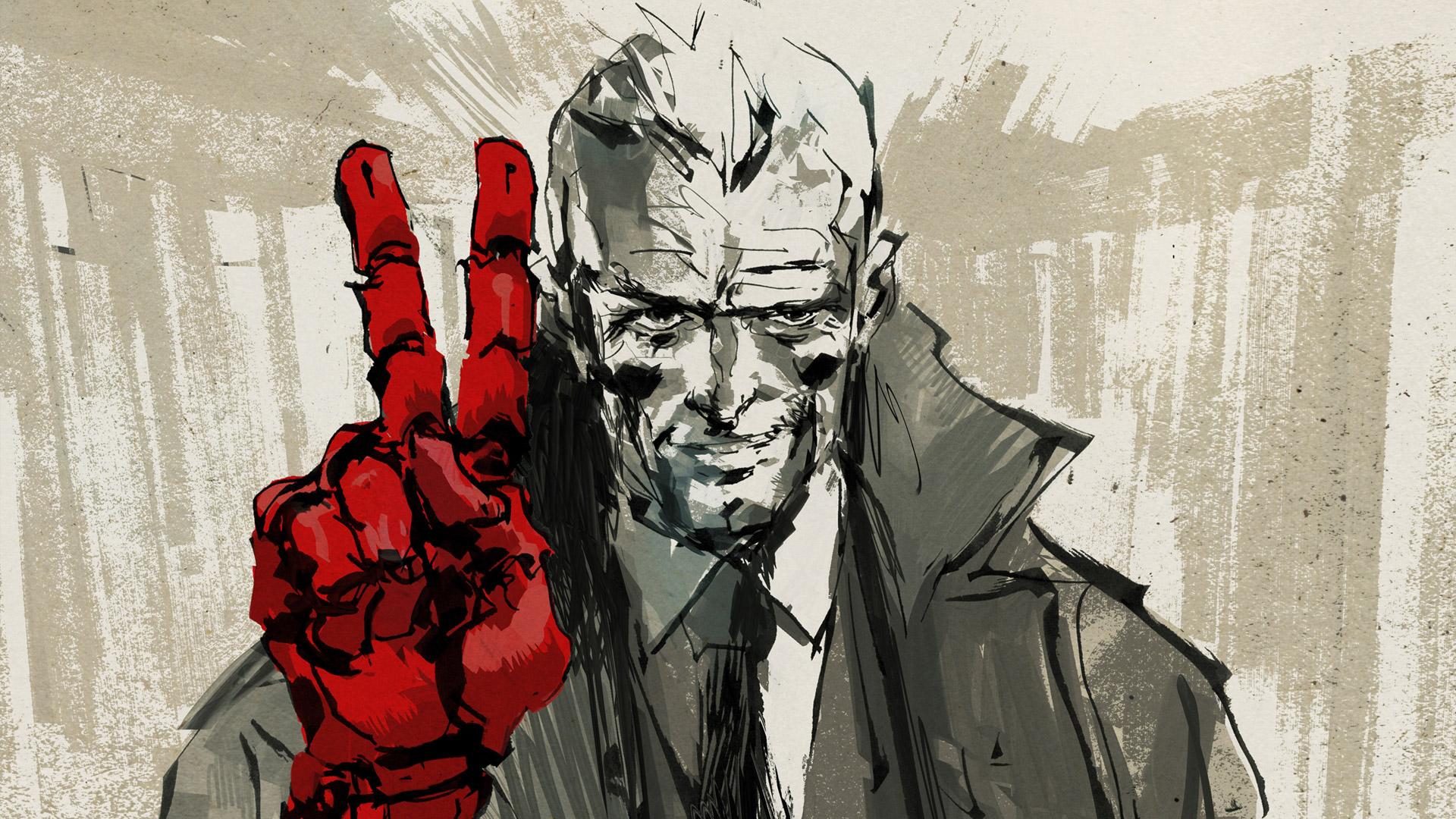 Metal Gear Solid Peace Walker wallpaper 9