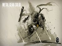 Metal Gear Solid Peace Walker wallpaper 1