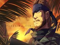 Metal Gear Solid Peace Walker wallpaper 12