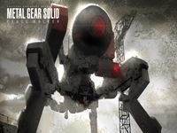 Metal Gear Solid Peace Walker wallpaper 2