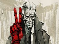 Metal Gear Solid Peace Walker wallpaper 9