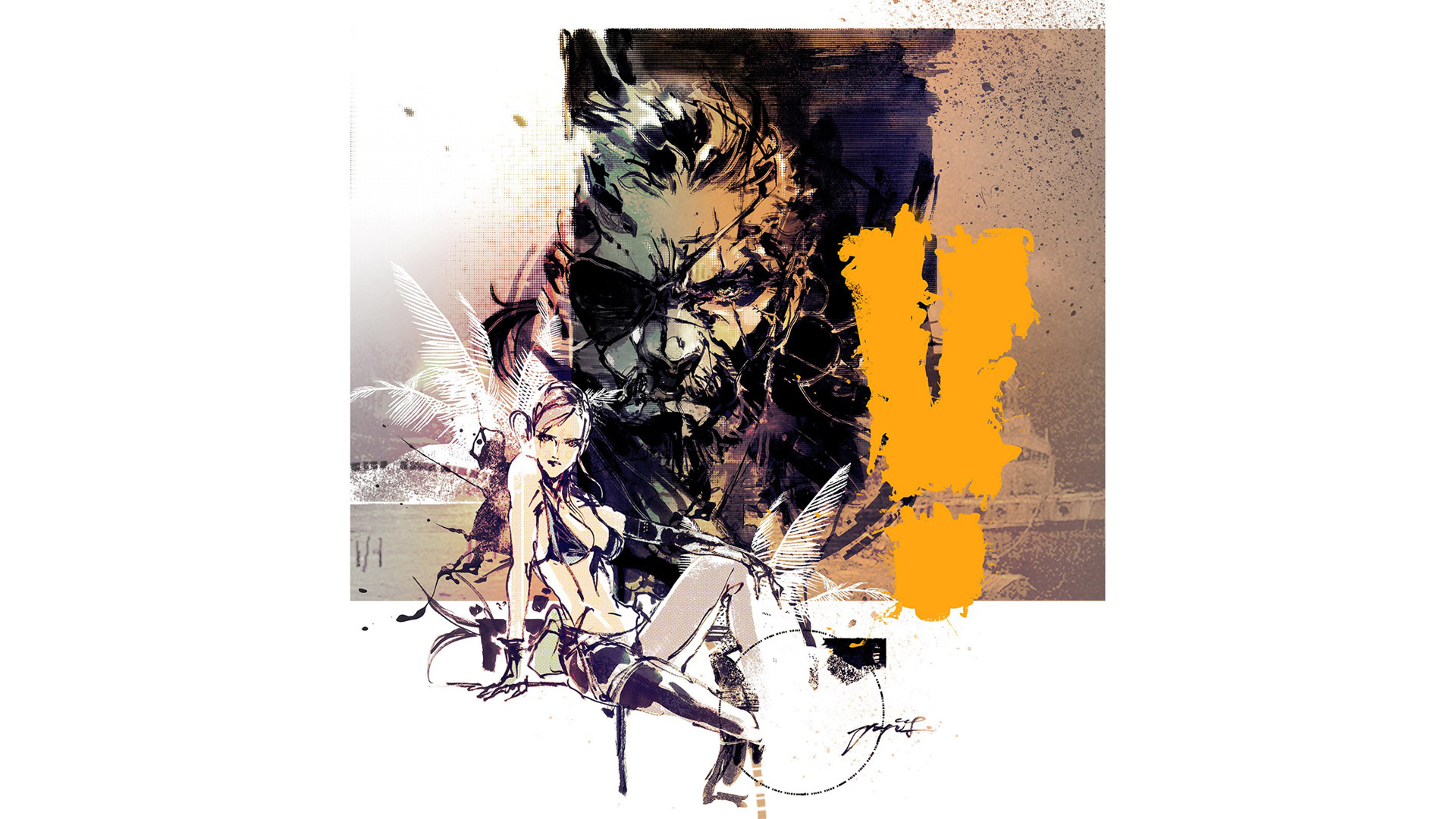 Metal Gear Solid V The Phantom Pain wallpaper 10