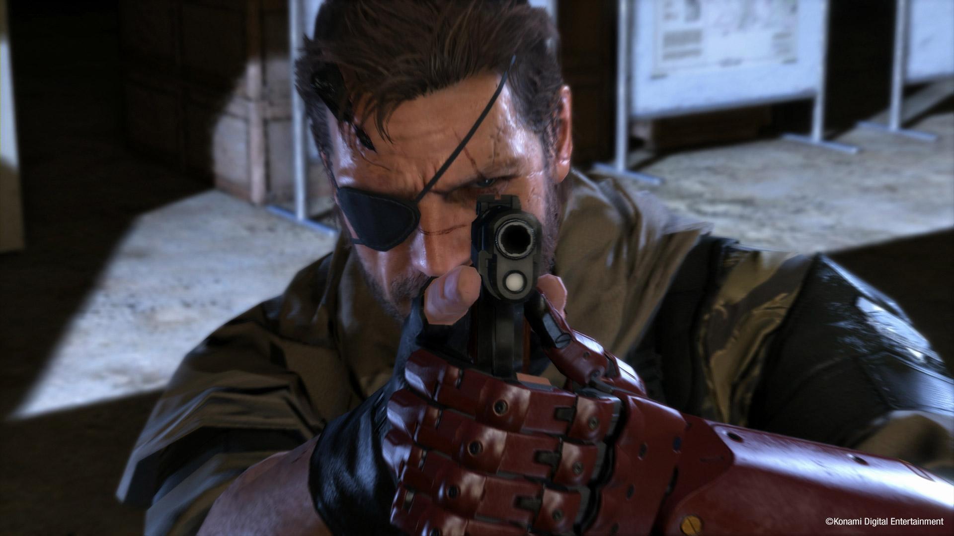 Metal Gear Solid V The Phantom Pain Wallpaper 12 Wallpapersbq
