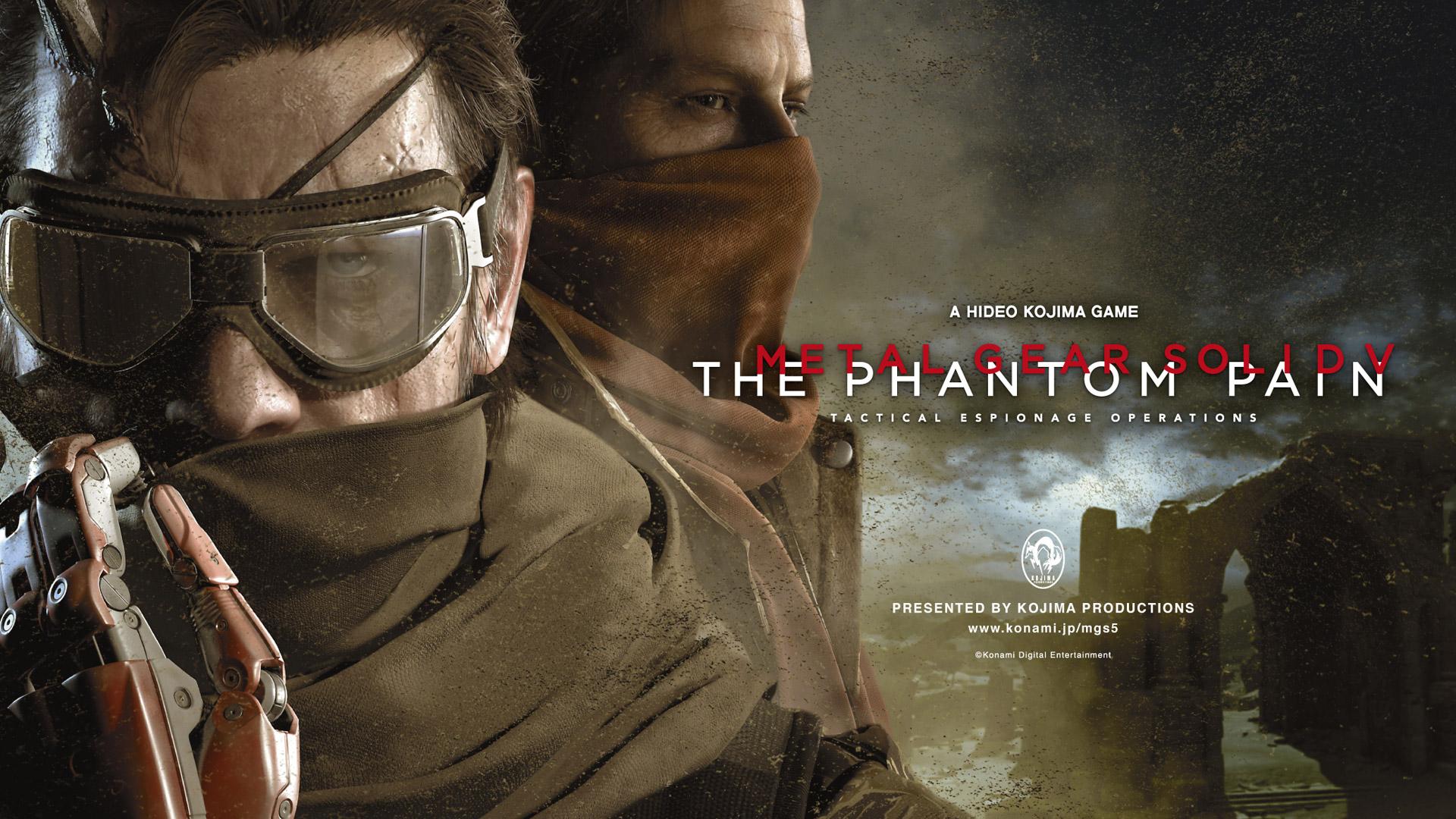Metal Gear Solid V The Phantom Pain wallpaper 13