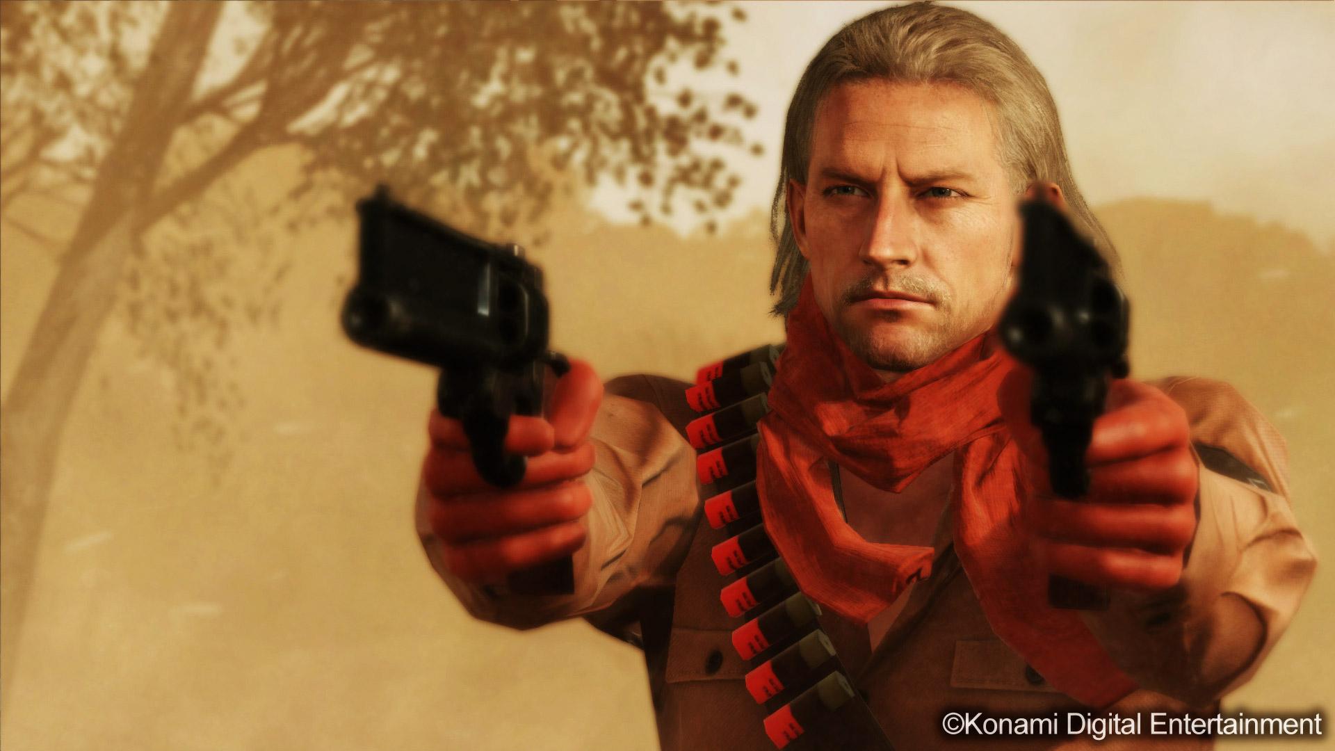 Metal Gear Solid V The Phantom Pain wallpaper 14