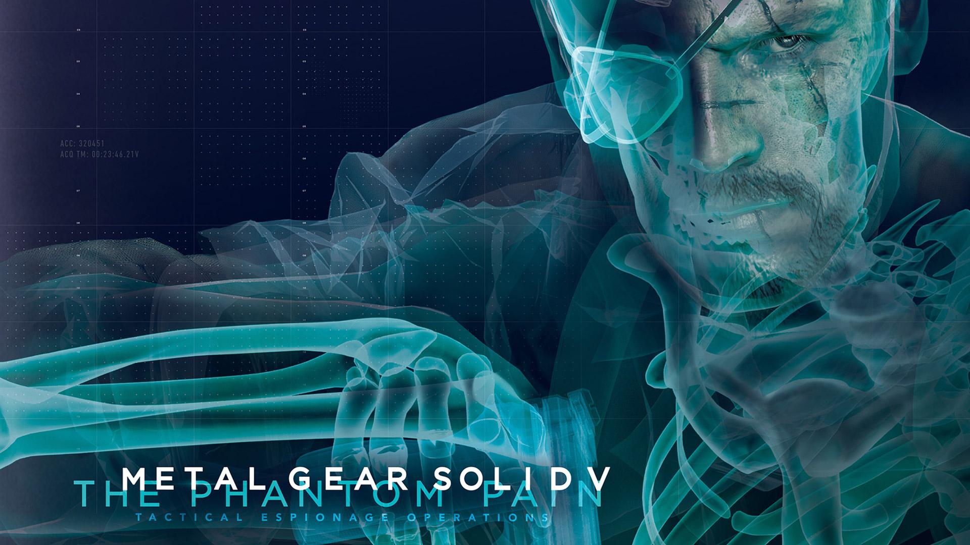 Metal Gear Solid V The Phantom Pain Wallpaper 15 Wallpapersbq