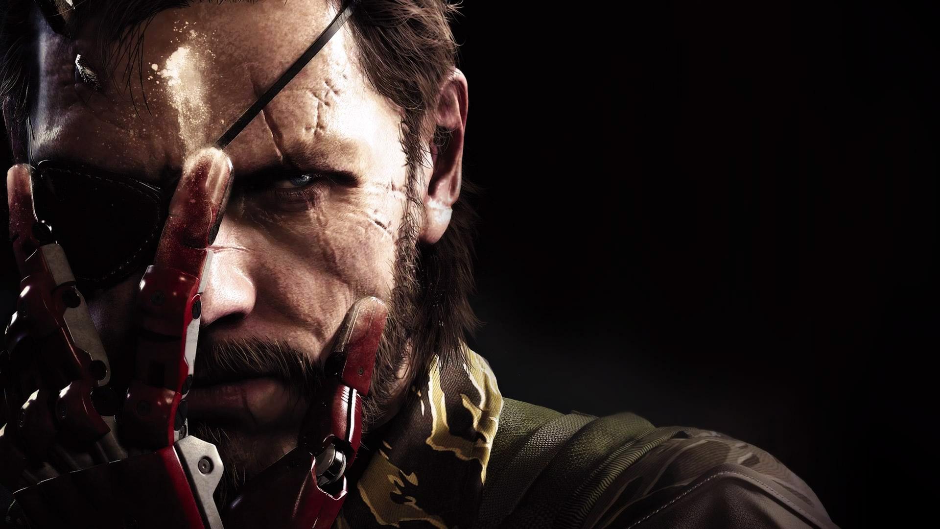Metal Gear Solid V The Phantom Pain wallpaper 3