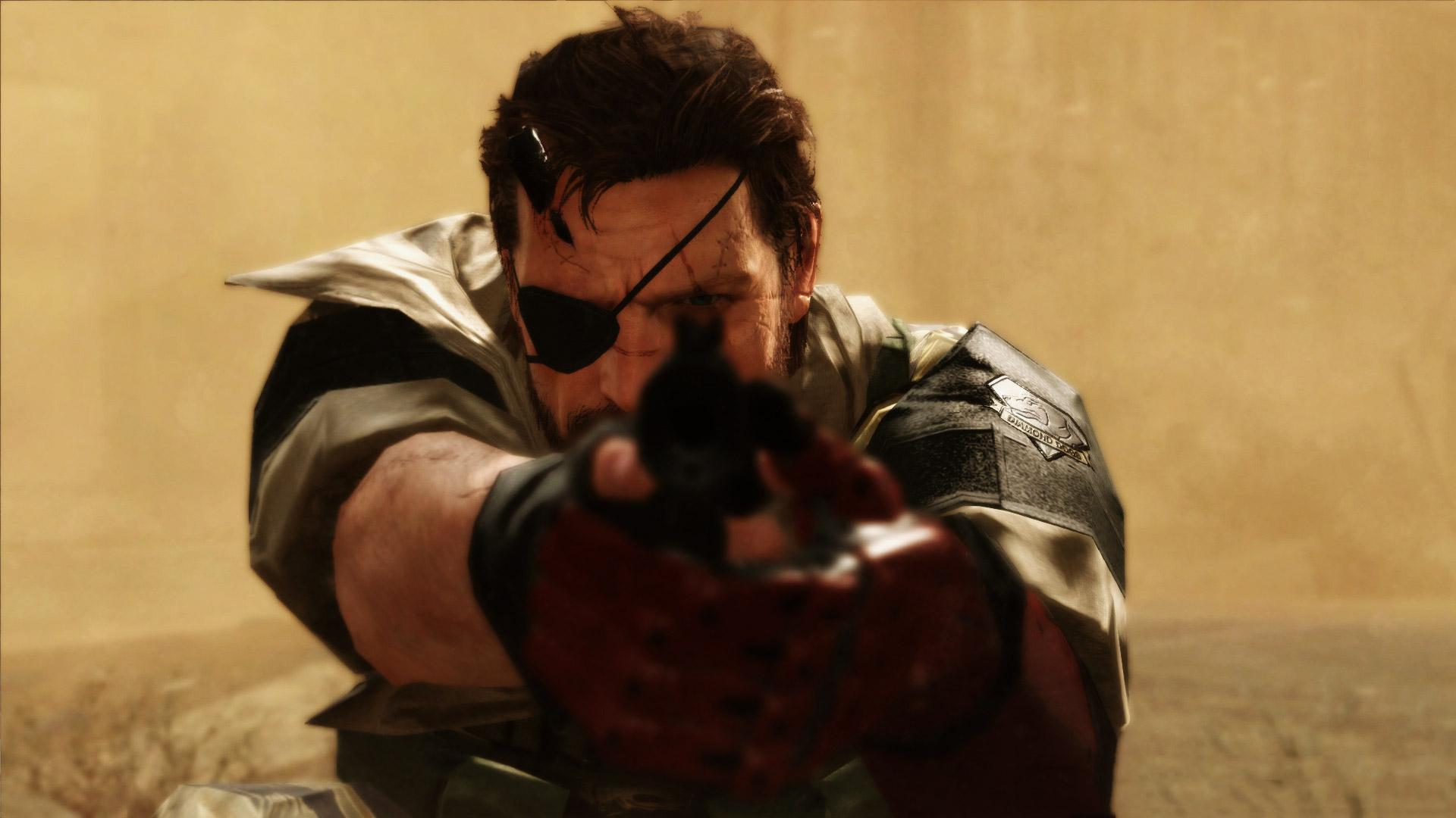 Metal Gear Solid V The Phantom Pain Wallpaper 4 Wallpapersbq