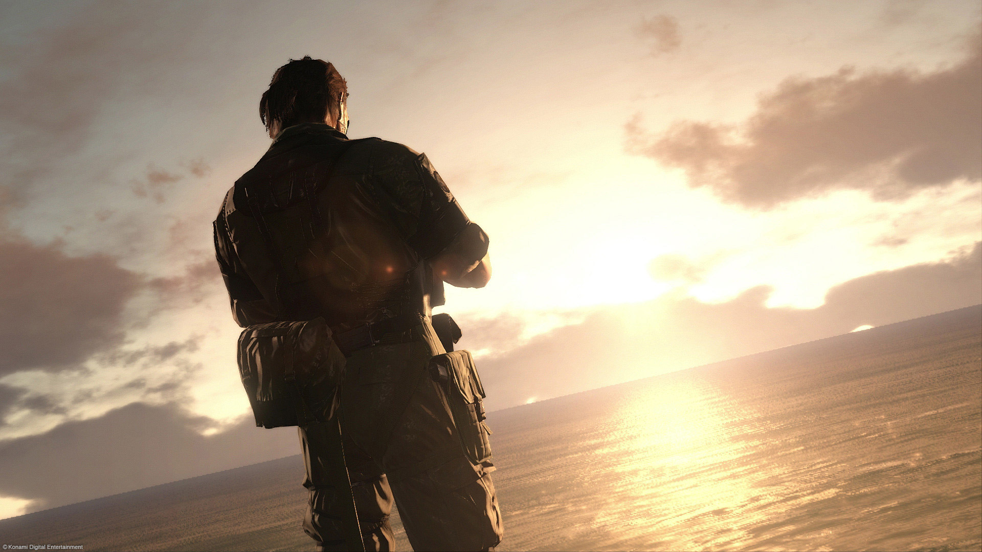 Metal Gear Solid V The Phantom Pain wallpaper 5