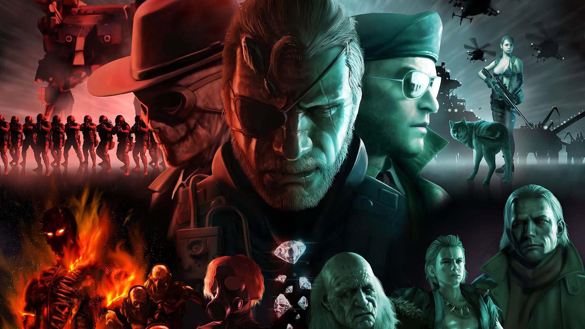 Metal Gear Solid V The Phantom Pain wallpaper 7