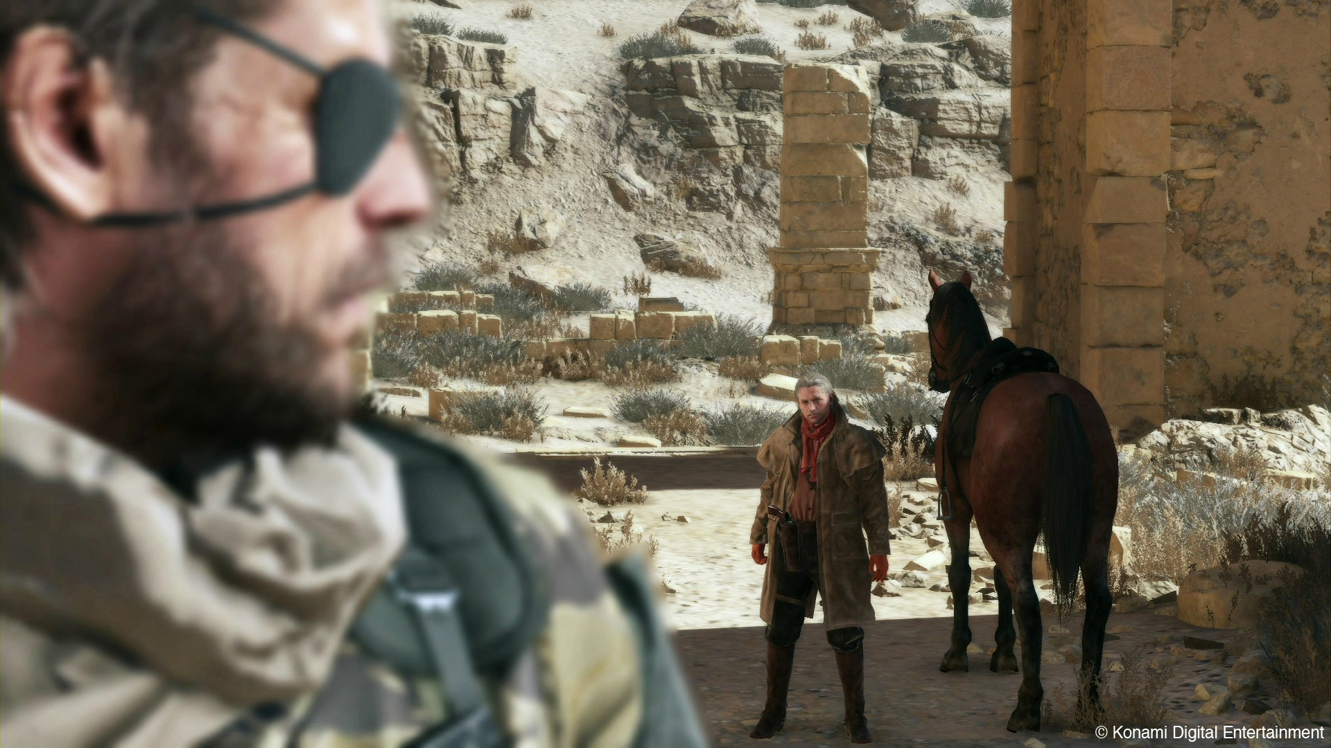 Metal Gear Solid V wallpaper 10