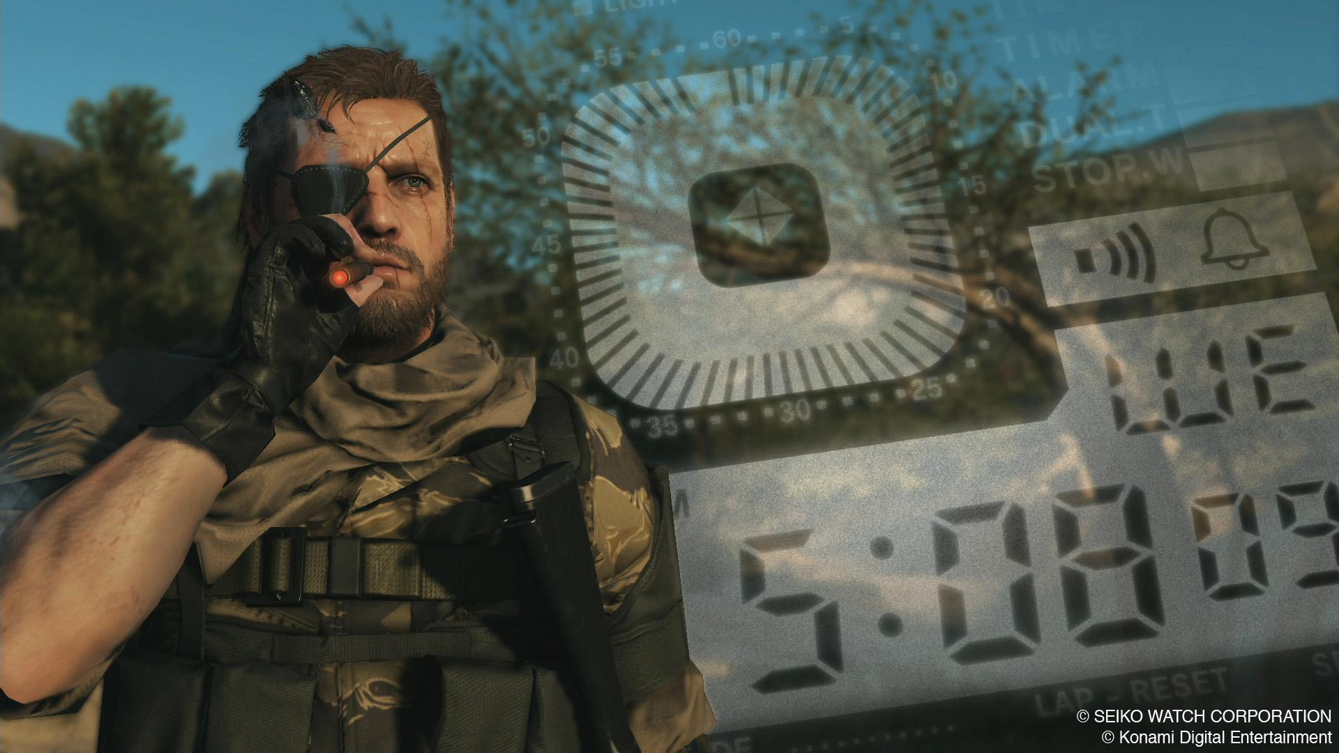 Metal Gear Solid V wallpaper 11