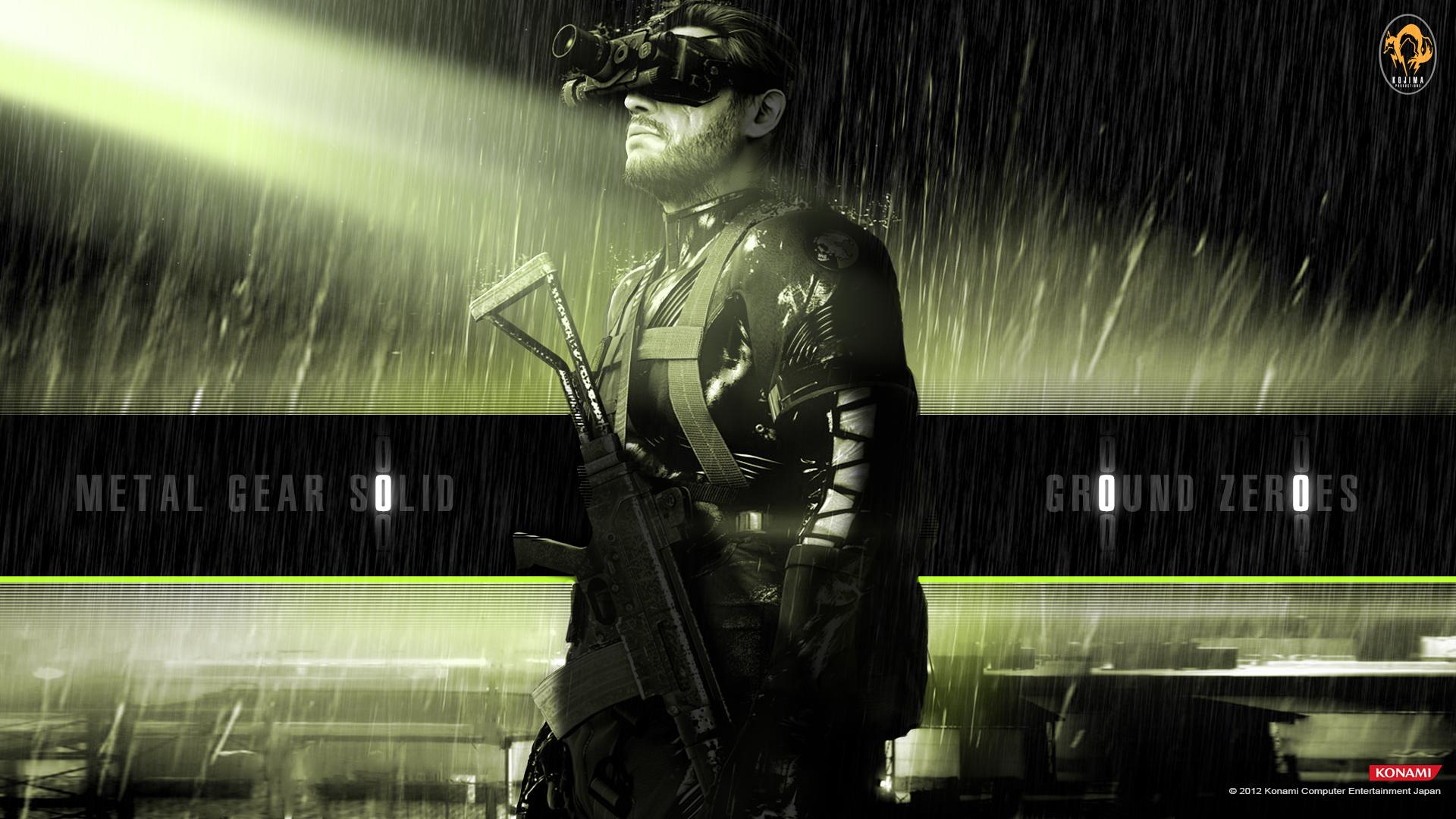Metal Gear Solid V wallpaper 2