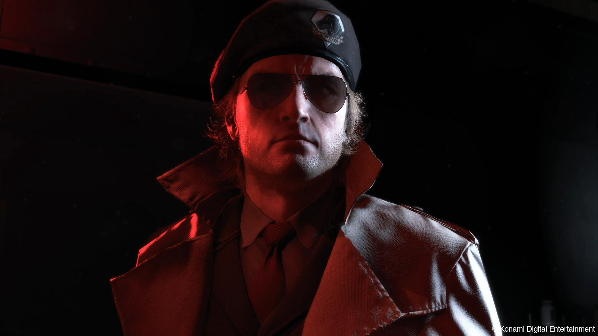 Metal Gear Solid V wallpaper 9