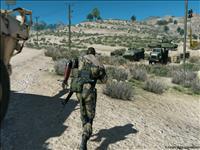 Metal Gear Solid V wallpaper 16