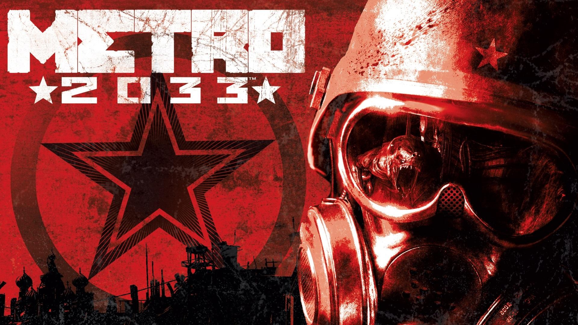 Metro 2033 wallpaper 2