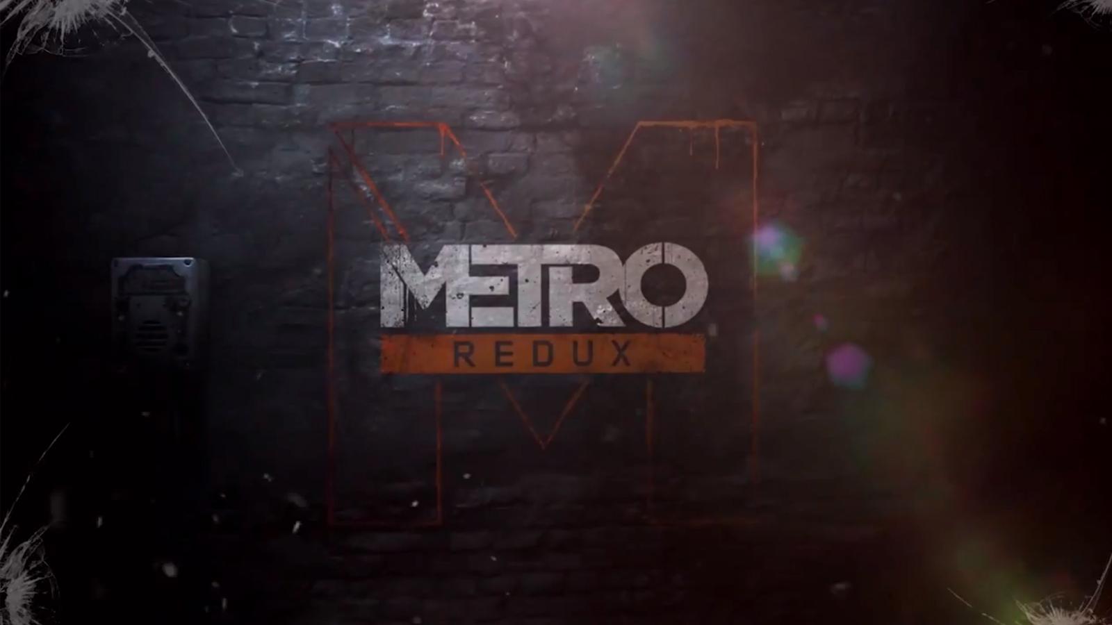 Metro Redux wallpaper 1