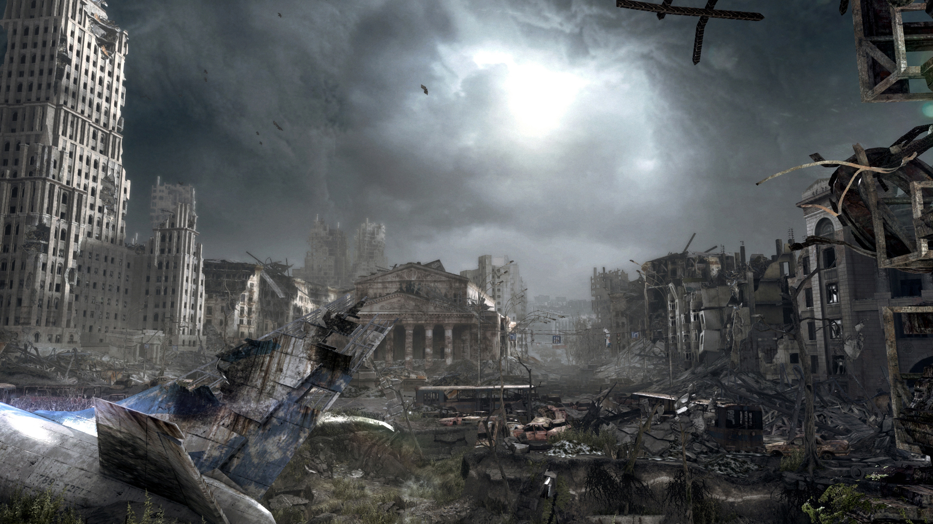 Metro Redux wallpaper 5