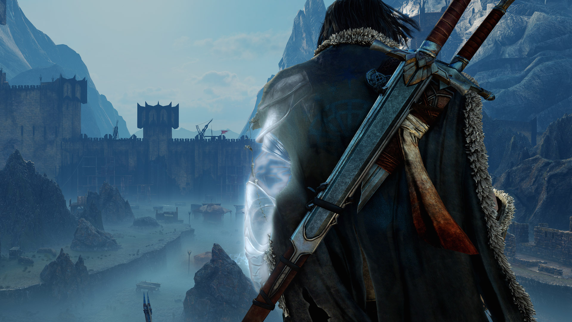 Shadow Of Mordor Wallpaper Hd
