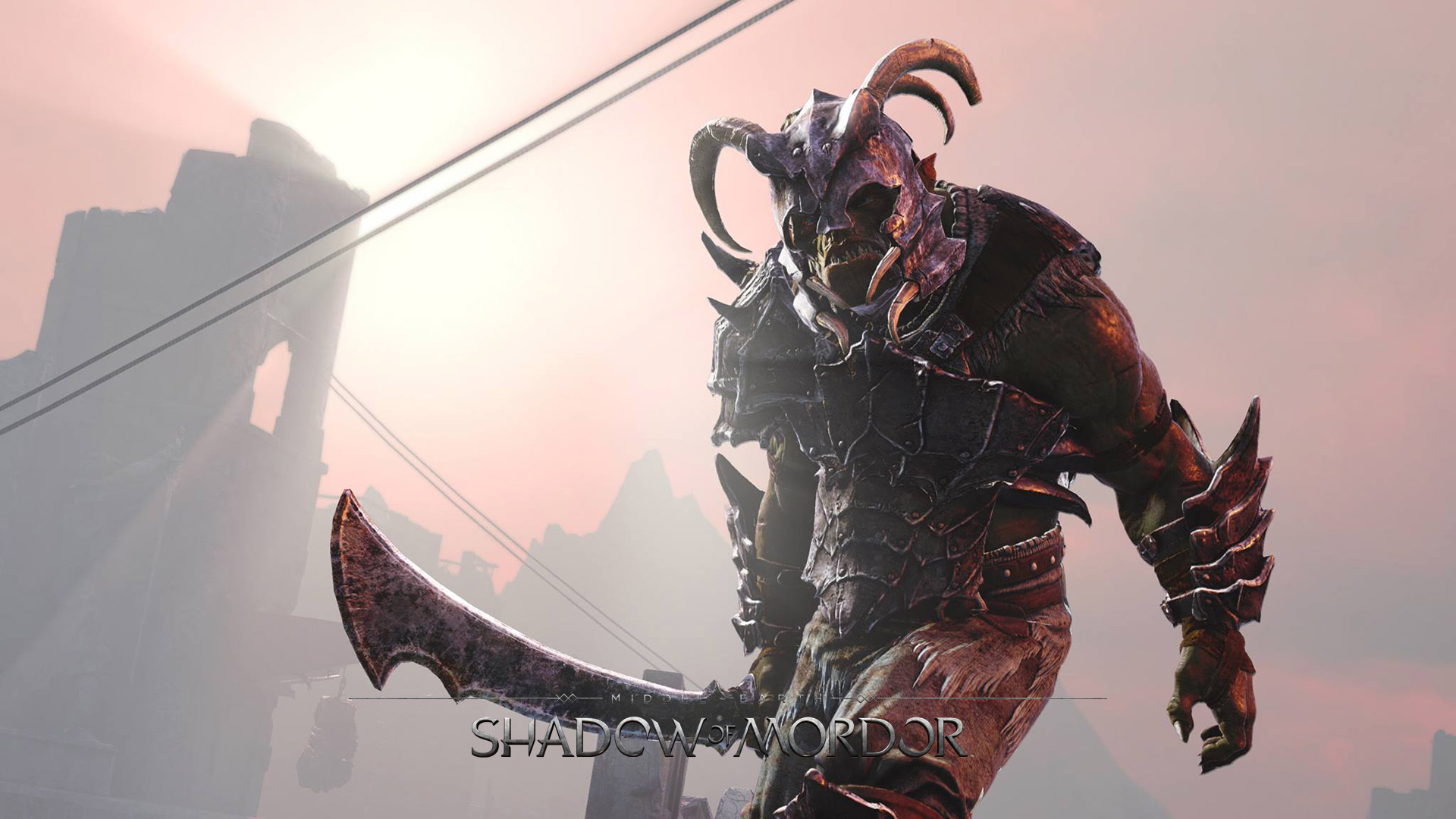 Middle-Earth Shadow of Mordor wallpaper 13