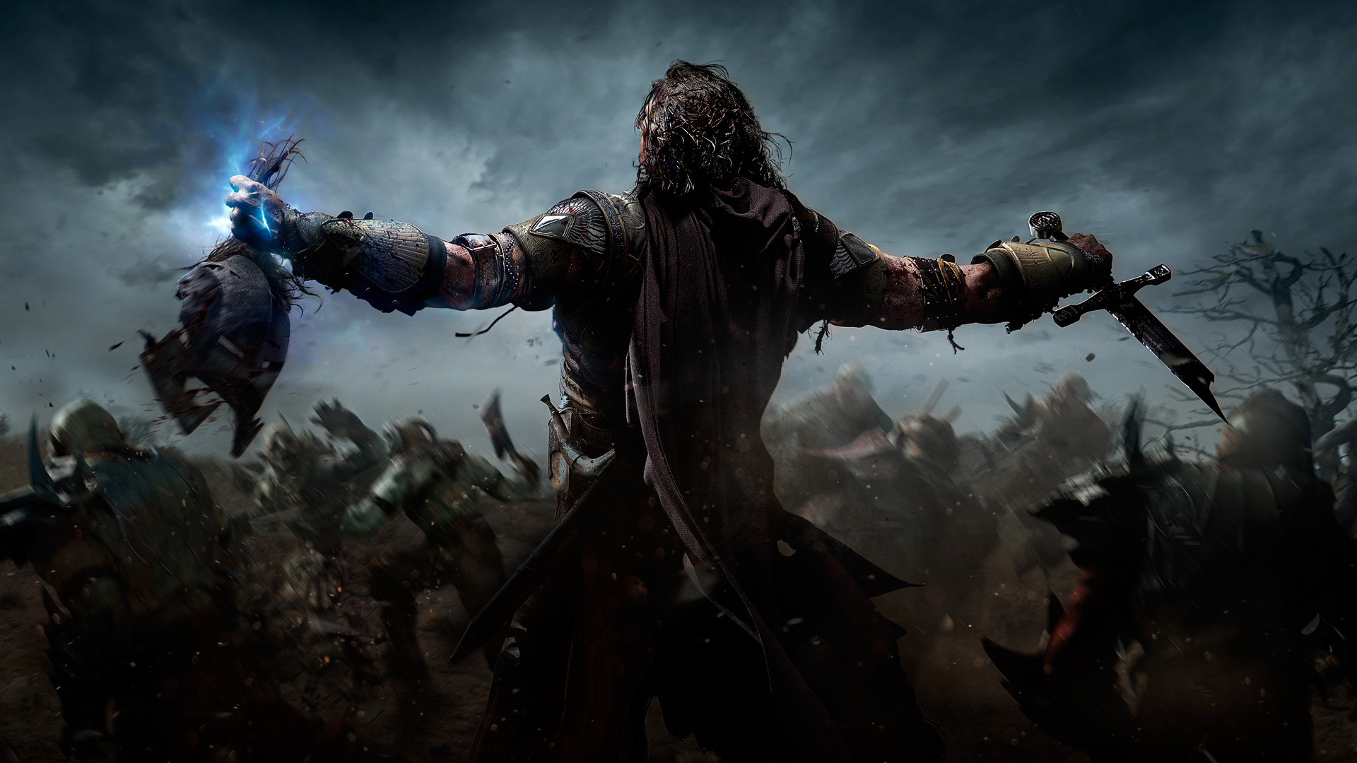Middle-Earth Shadow of Mordor wallpaper 3