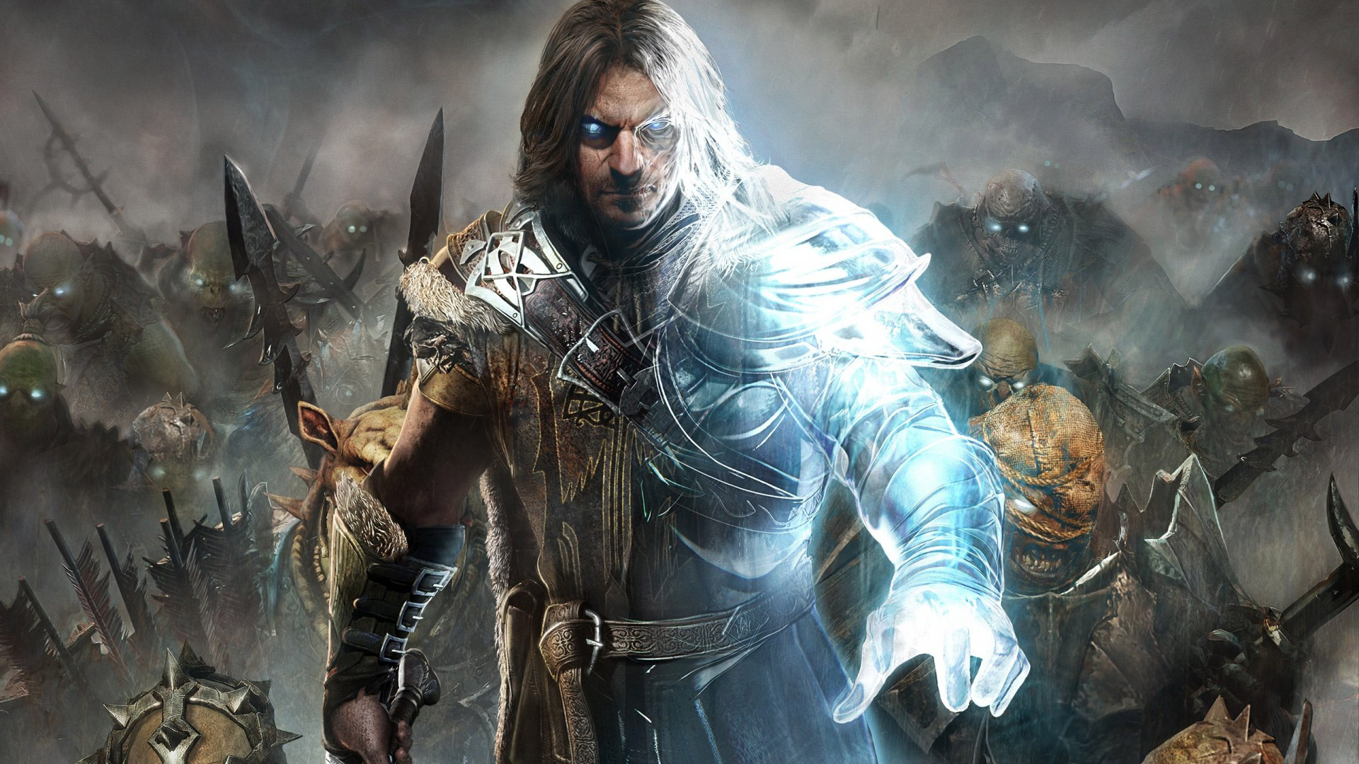 Middle-Earth Shadow of Mordor wallpaper 5