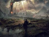 Middle-Earth Shadow of Mordor wallpaper 1