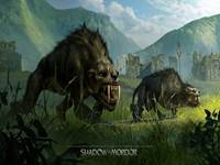 Middle-Earth Shadow of Mordor wallpaper 7