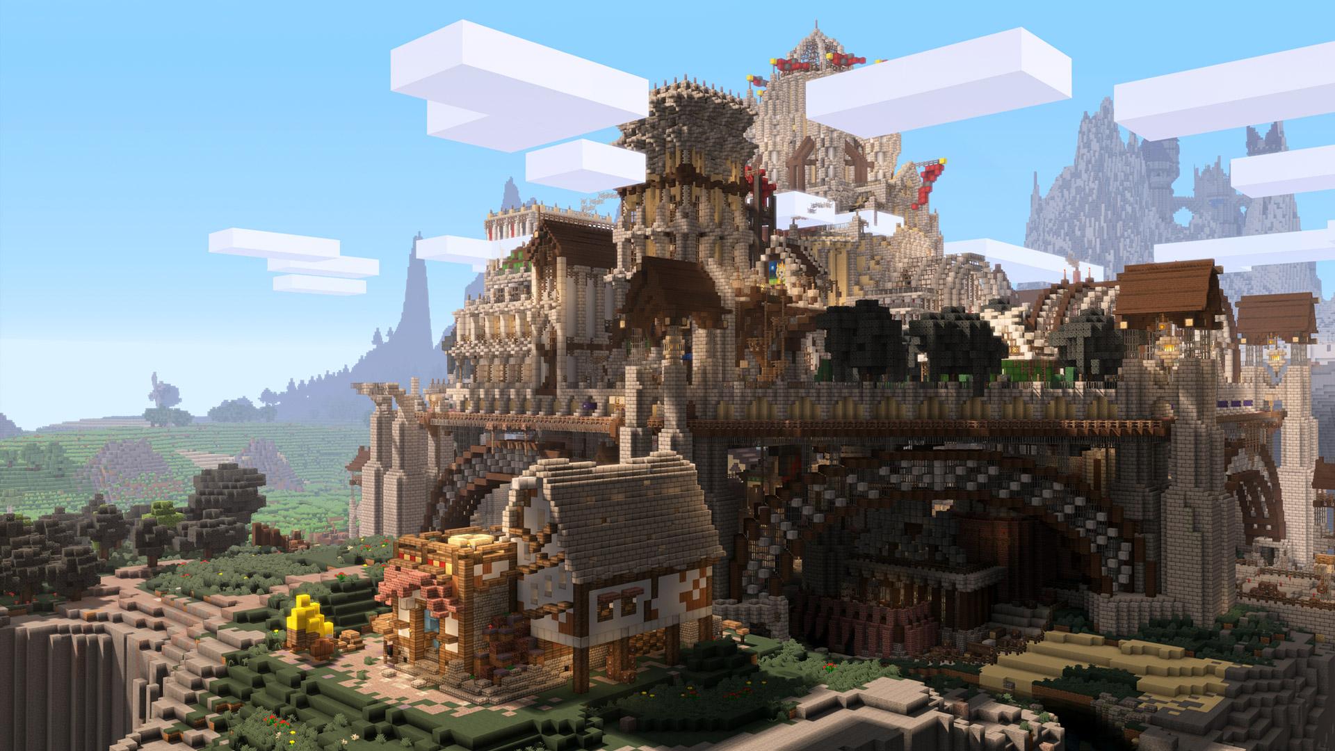 Minecraft wallpaper 17