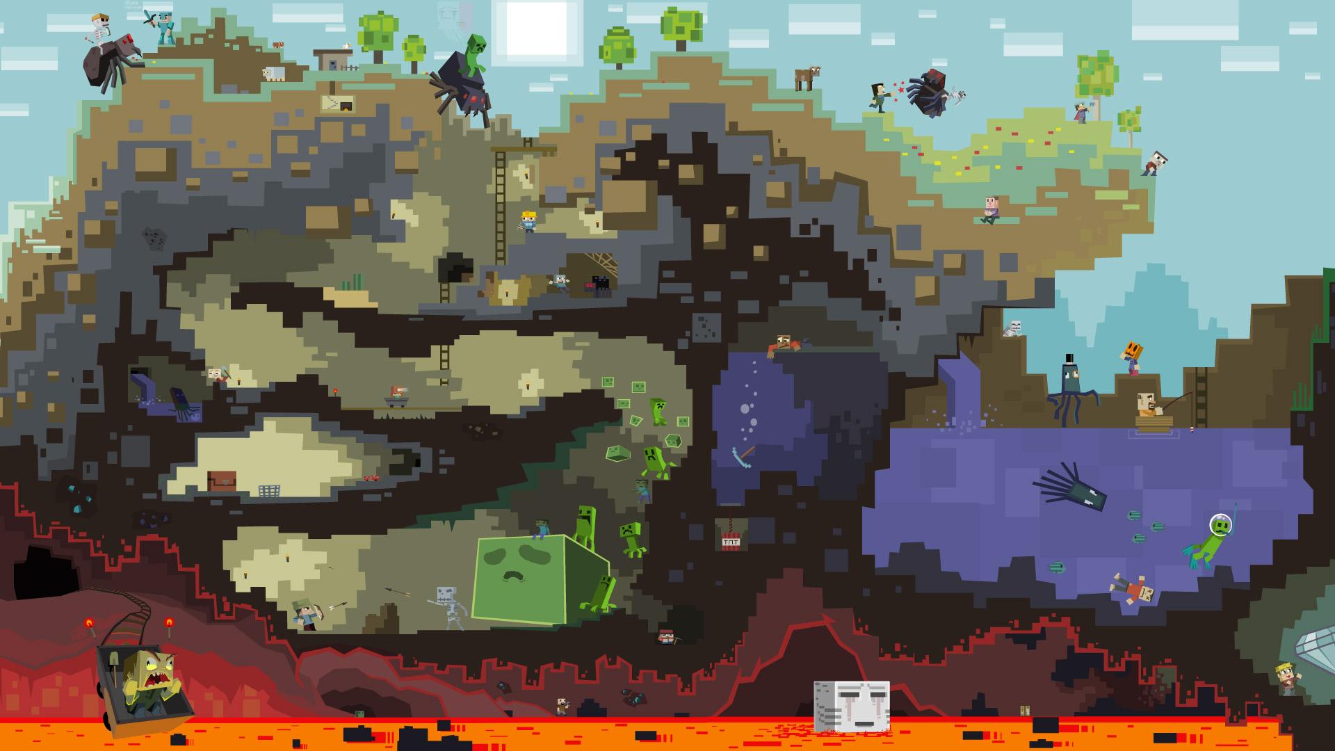 Minecraft wallpaper 28