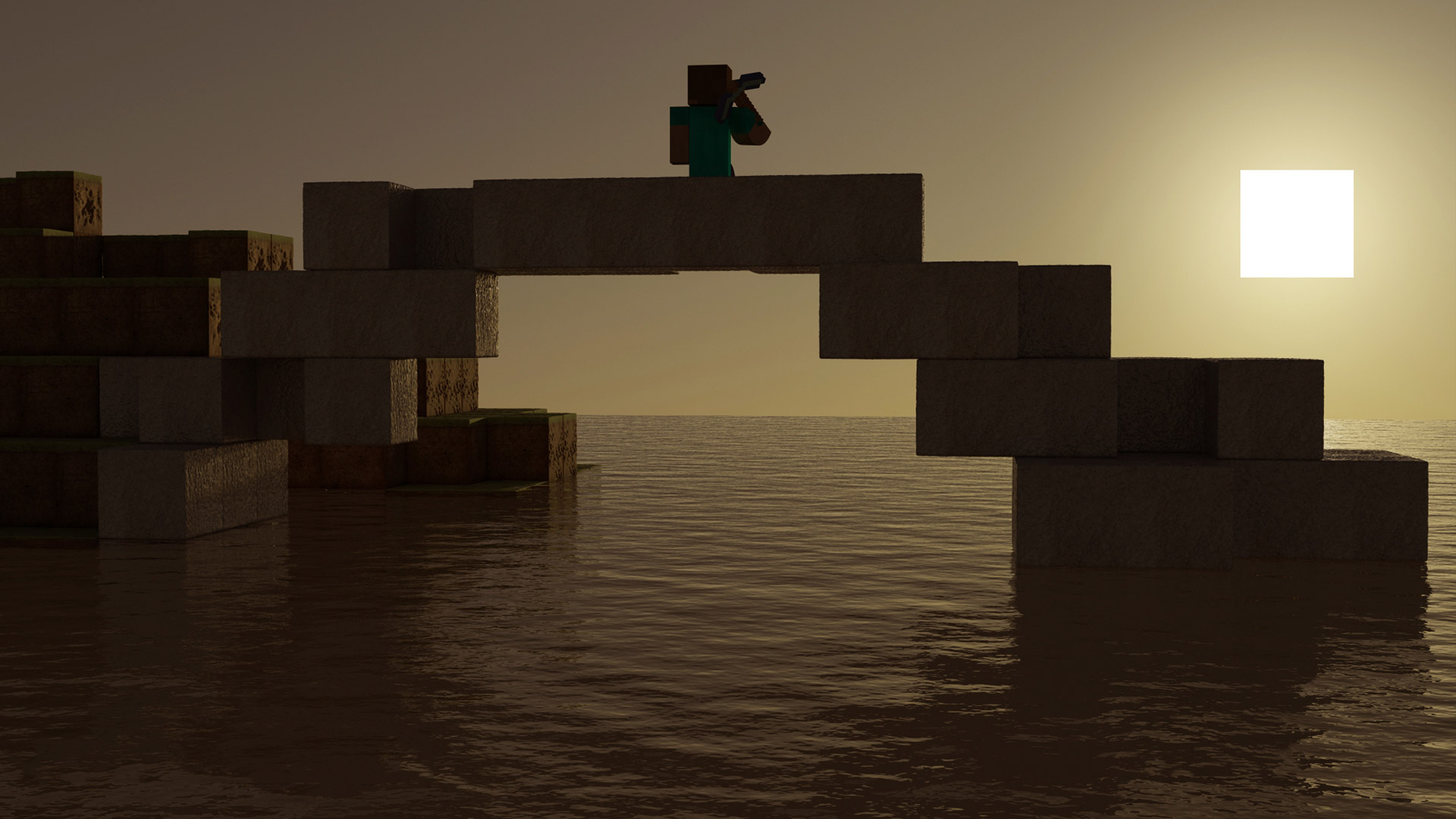 Minecraft wallpaper 3