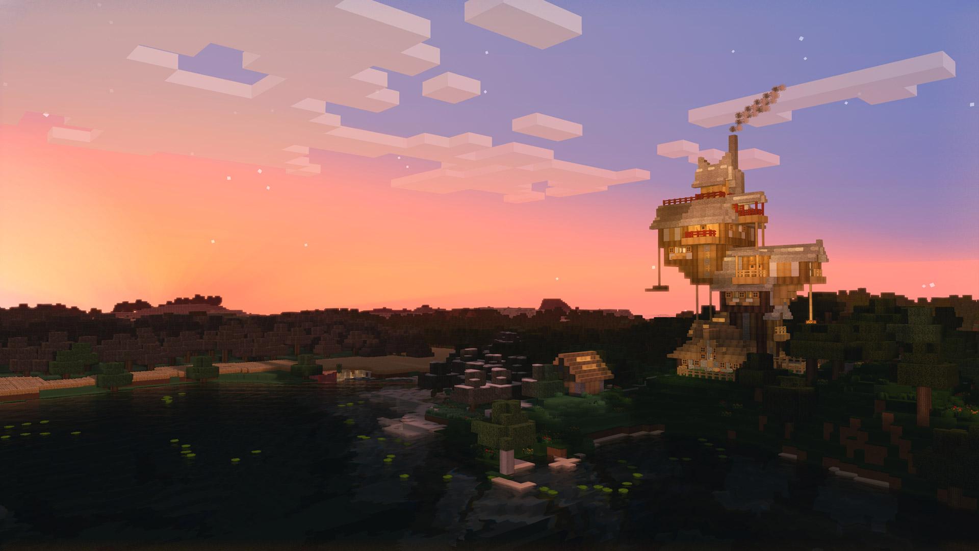 Minecraft wallpaper 32