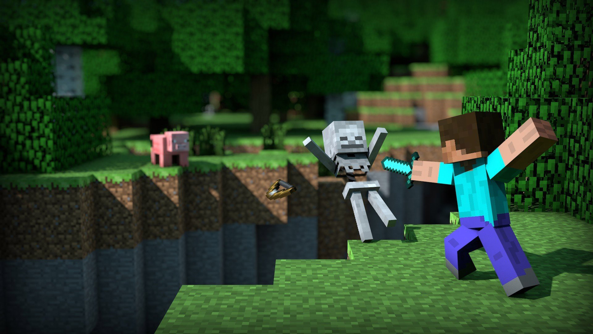 Minecraft wallpaper 4