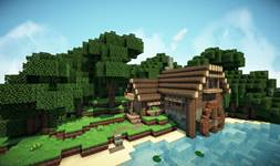 Minecraft wallpaper 30