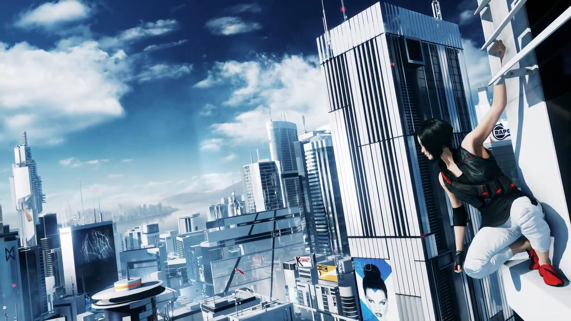 Mirrors Edge 2 wallpaper 4