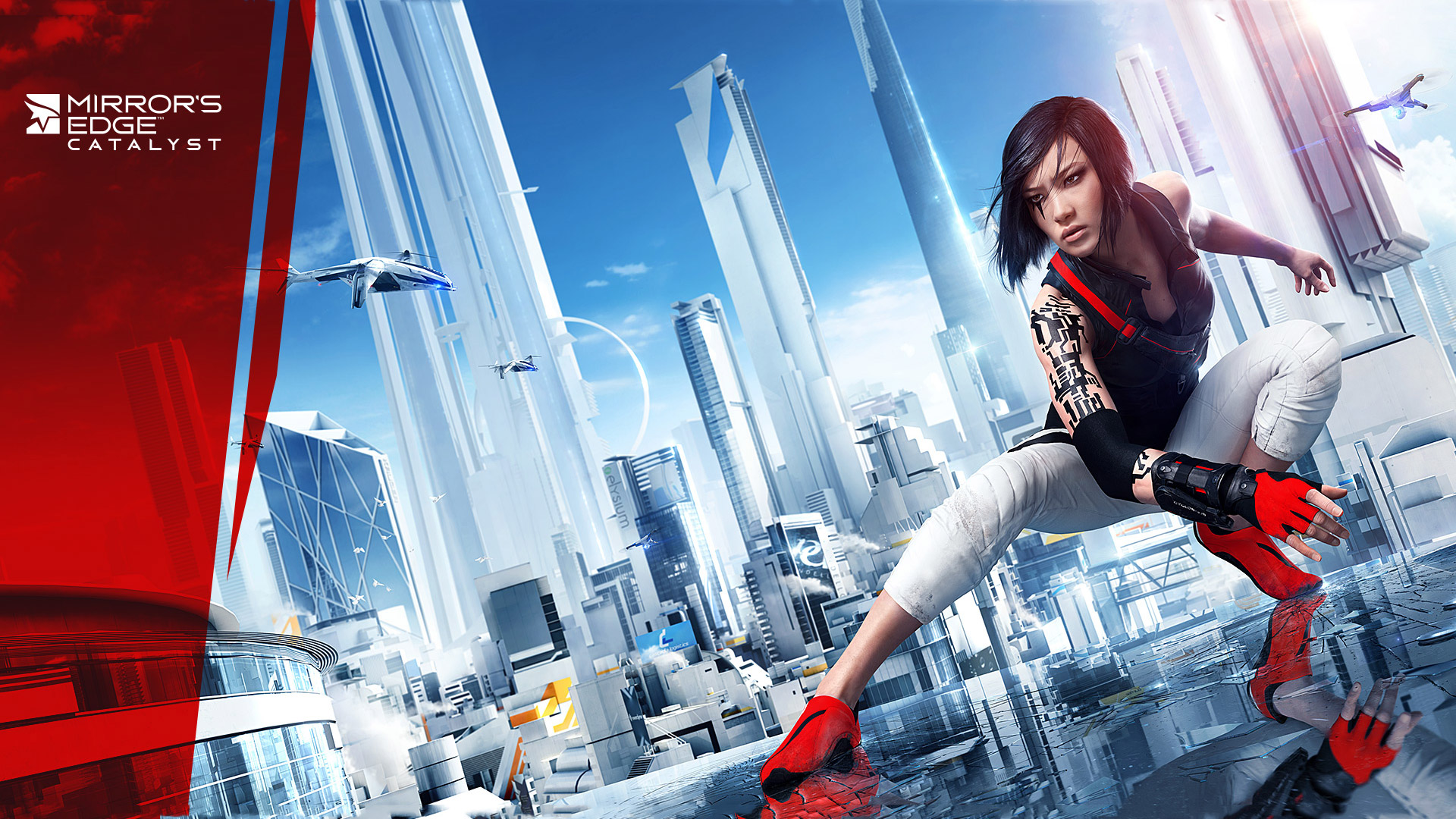 Mirrors Edge Catalyst wallpaper 8