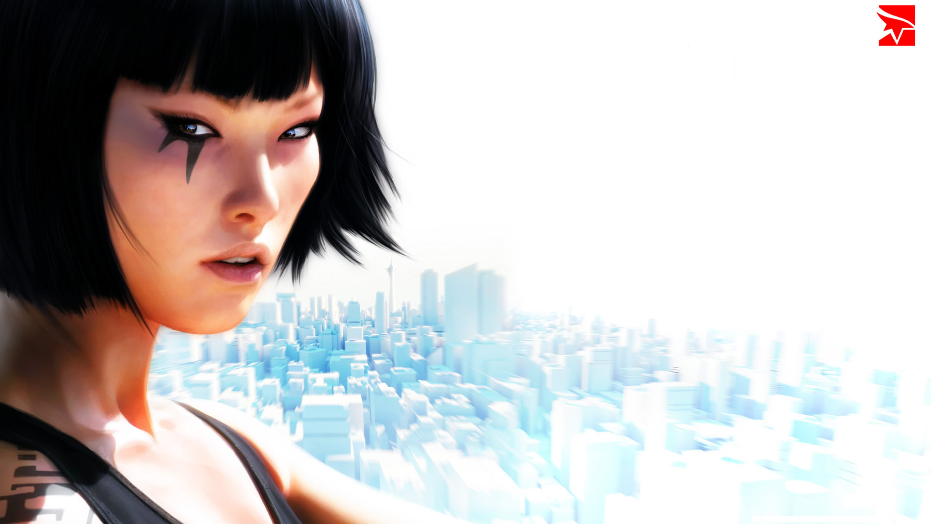 Mirrors Edge wallpaper 1