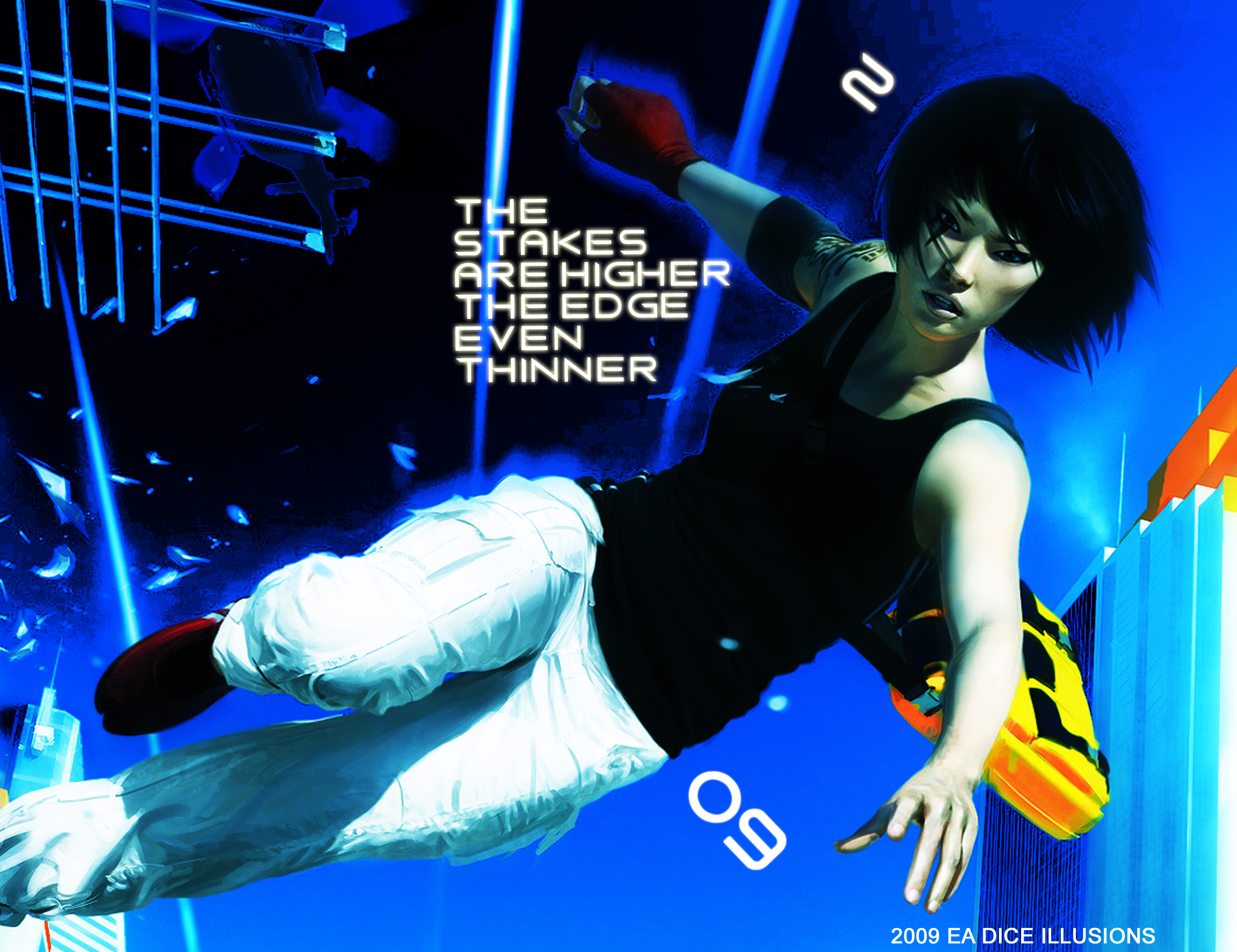 Mirrors Edge wallpaper 10