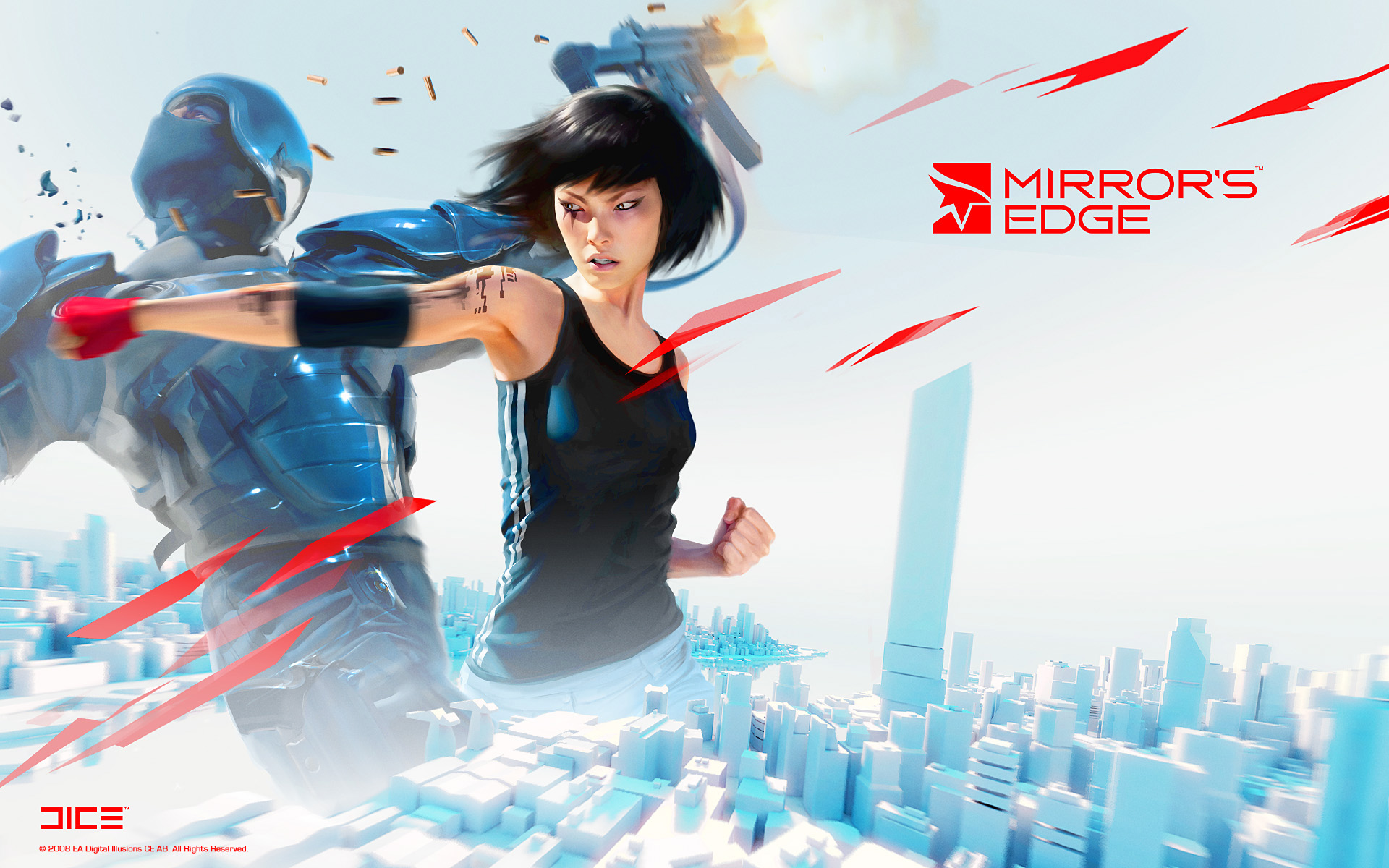 Mirrors Edge wallpaper 5
