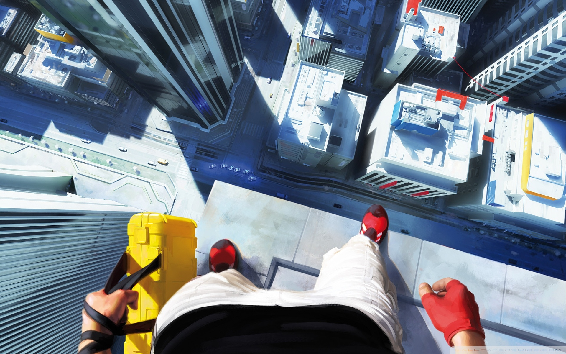 Mirrors Edge wallpaper 6