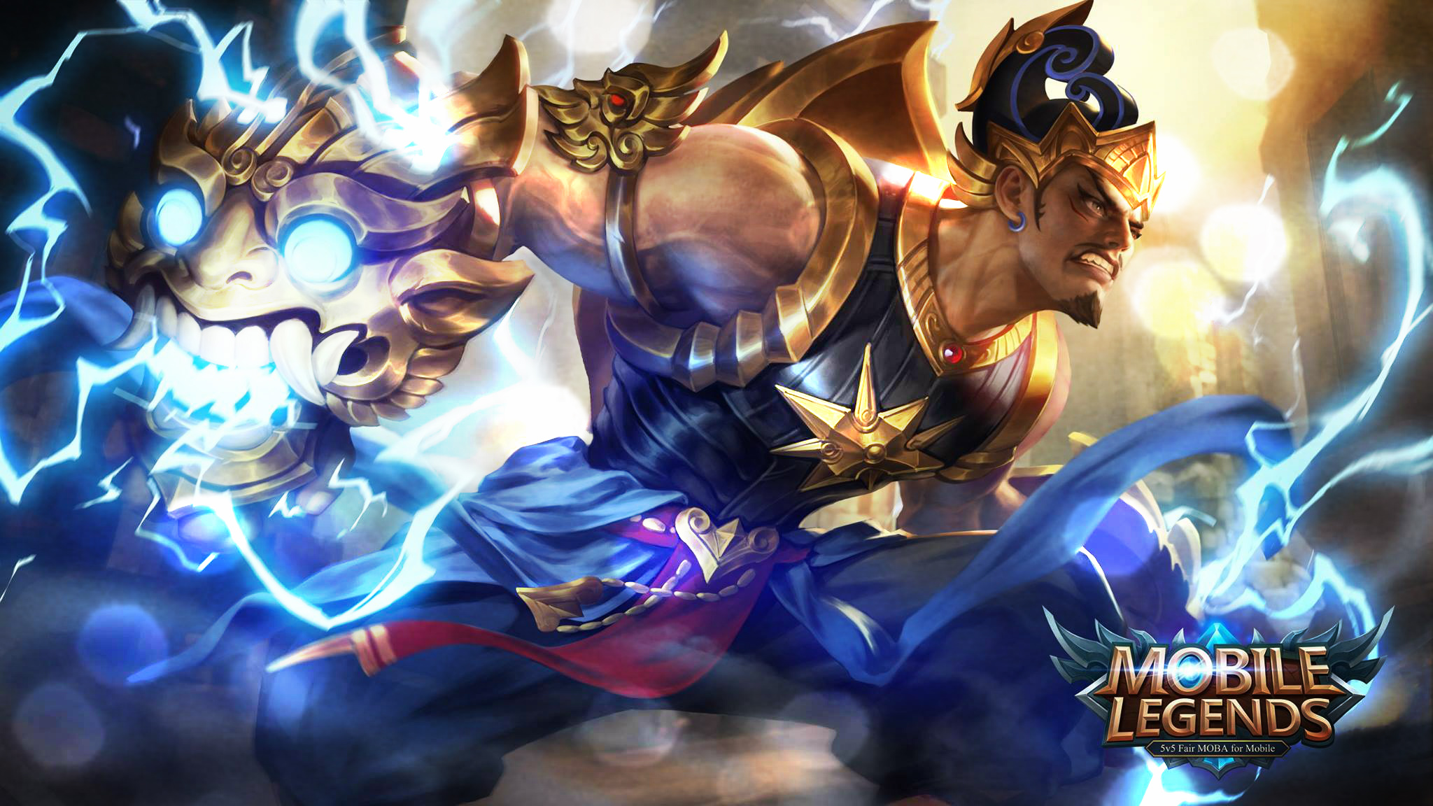 Mobile Legends background 26