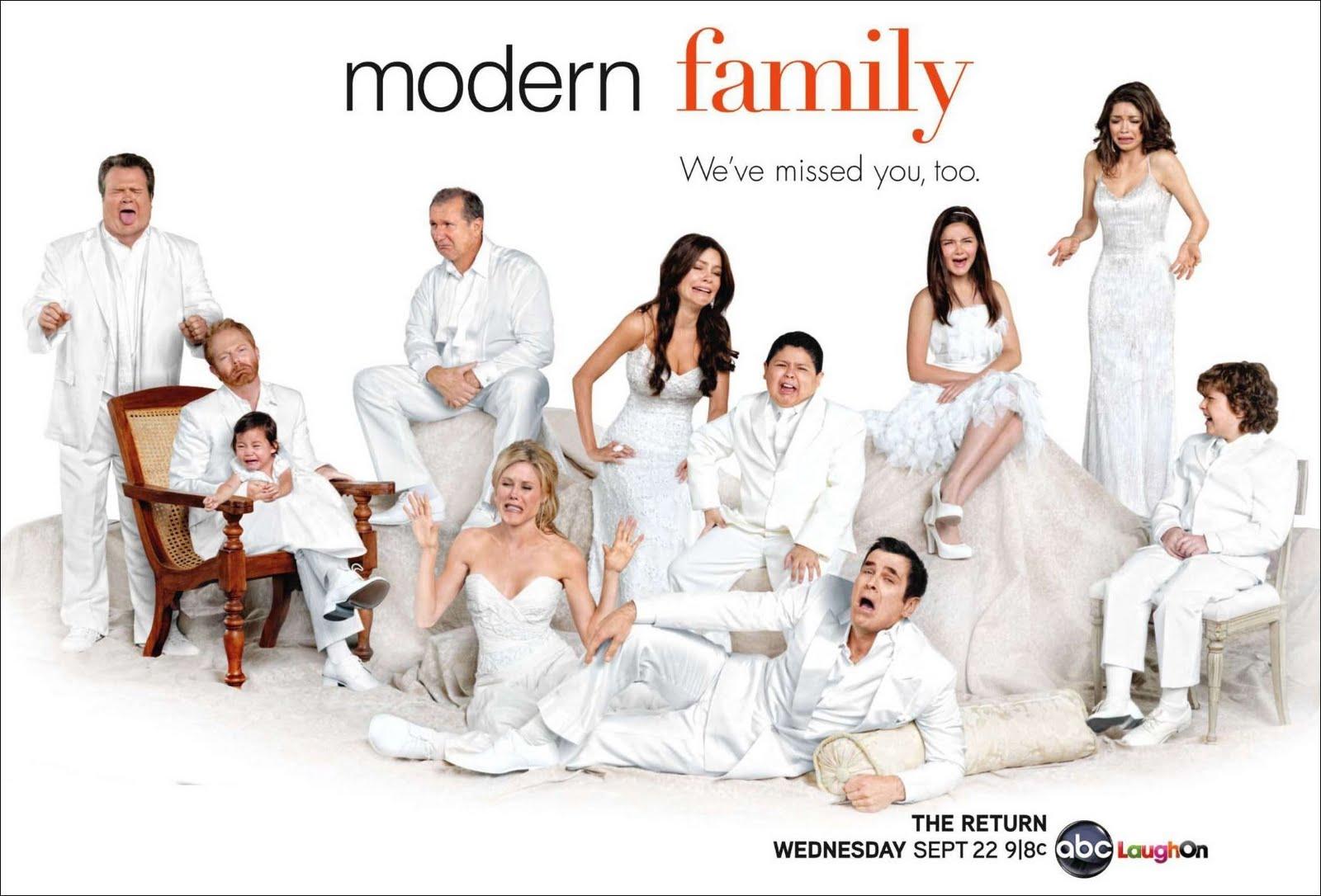 Modern Family wallpaper 1