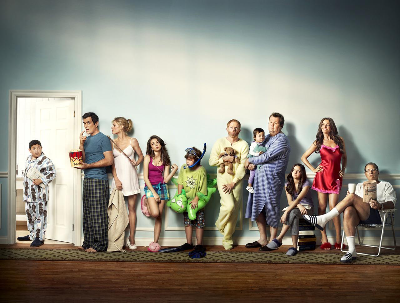 Modern Family wallpaper 5