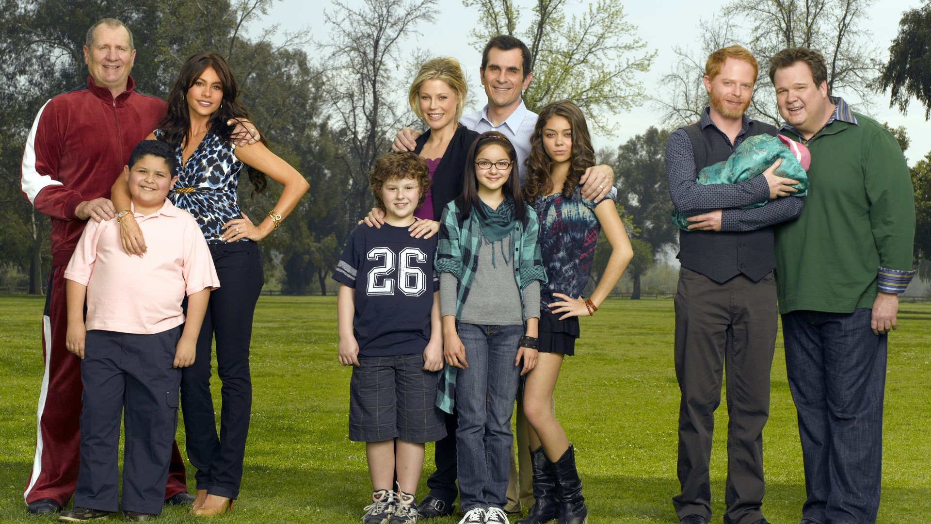 Modern Family wallpaper 7