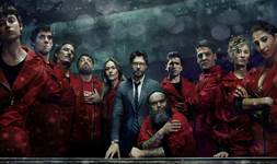 Money Heist season 4 wallpaper
